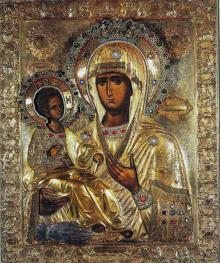 11 июля - праздник в честь иконы Божией Матери, именуемой